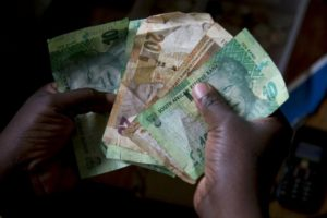 Three currencies are most vulnerable